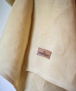 dente-di-leone-ring-sling-giallo-in-canapa