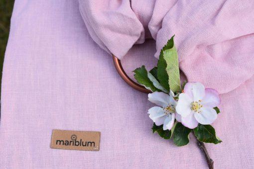 rose-de-laube-ring-sling-en-lin