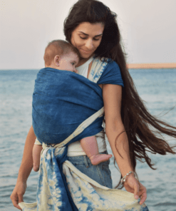 sea-breeze-blue-babywearing-sling